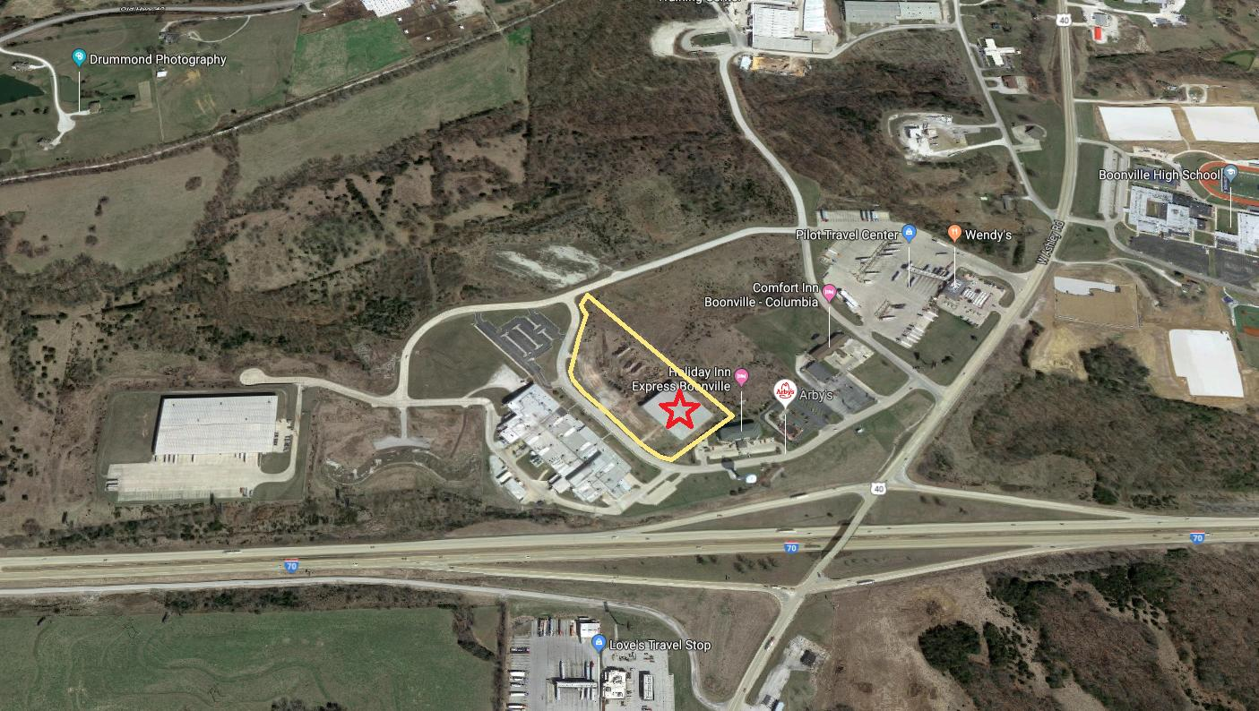 2415 MID-AMERICA INDUSTRIAL DR , BOONVILLE, MO 65233