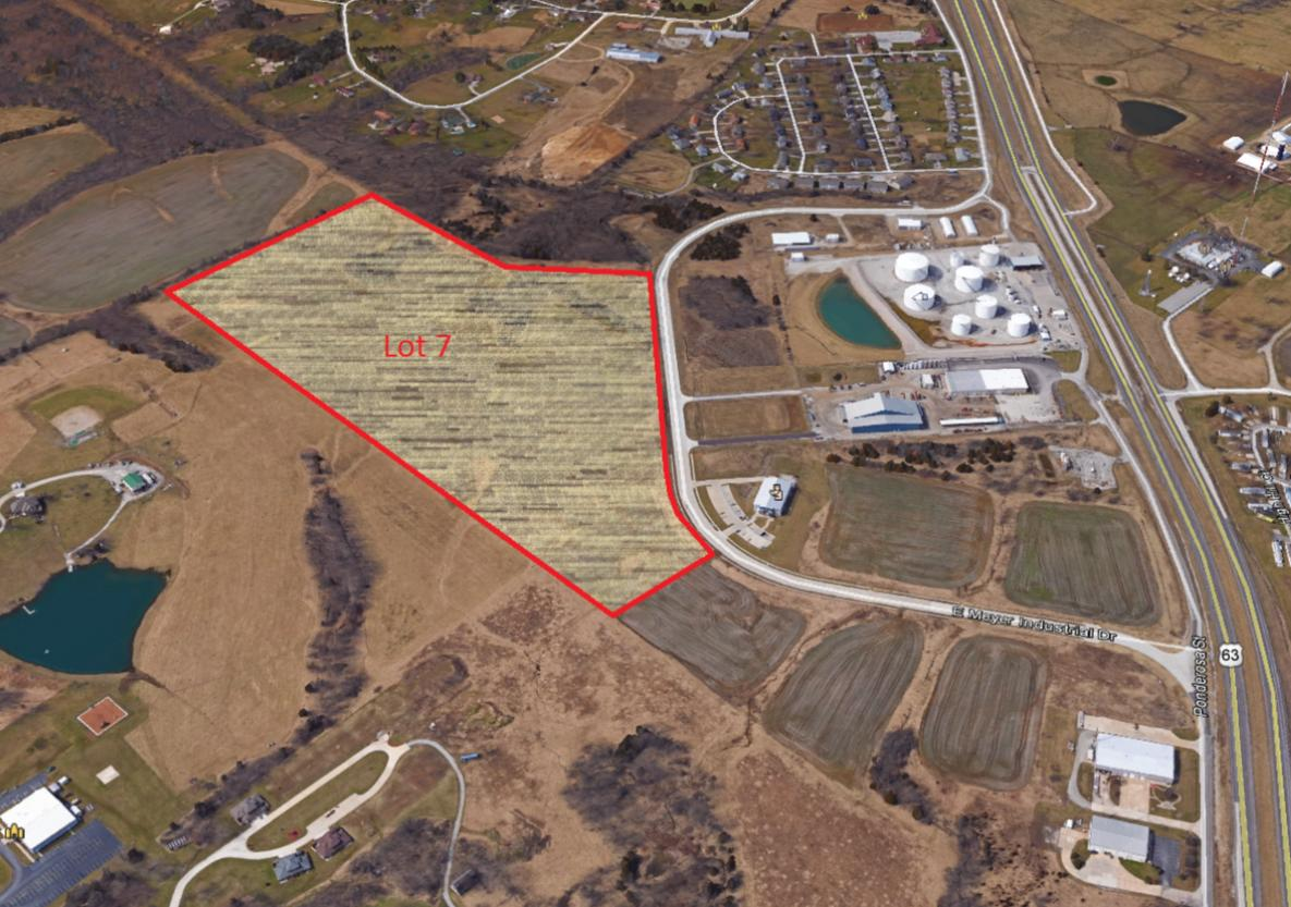 LOT 7 E MEYER INDUSTRIAL DR , COLUMBIA, MO 65203