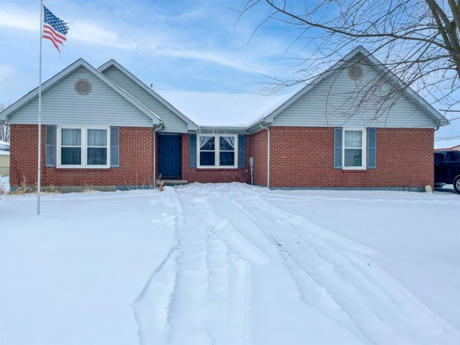 7271 Fairground Road, Blanchester, OH 45107