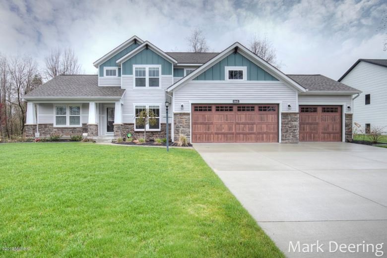 6441 Summer Meadows Drive NE, Rockford, MI 49341