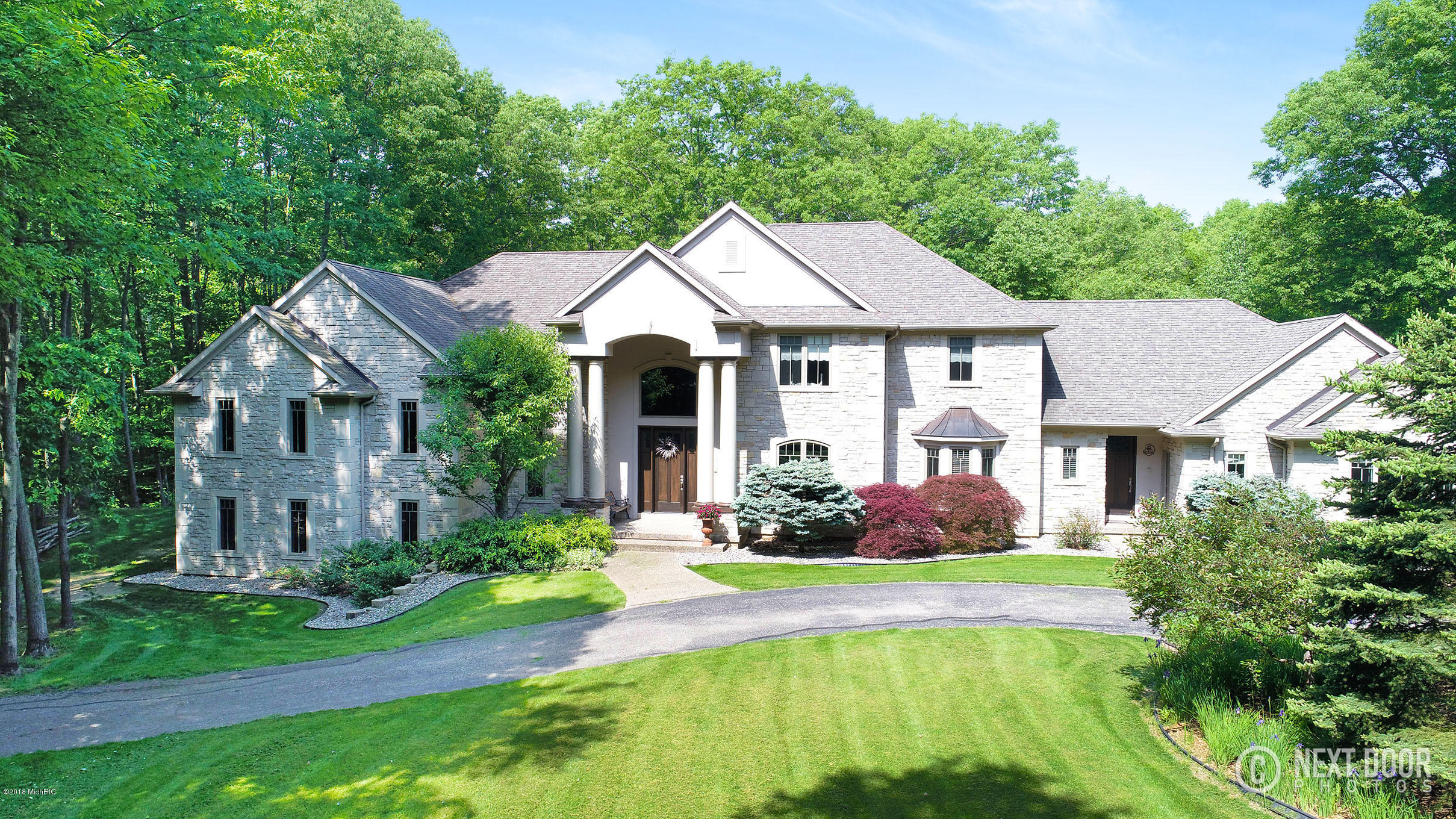 1011 Happy Trails Drive, Byron Center, MI 49315