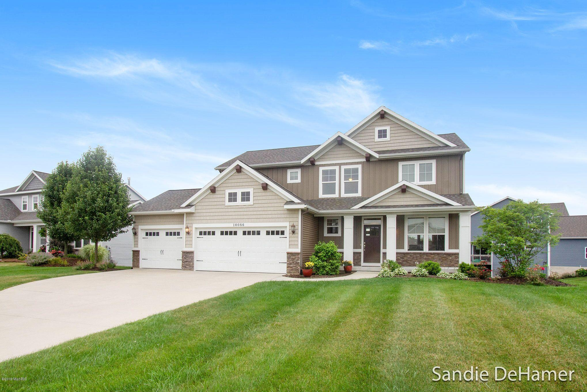 10086 SWITCHGRASS Lane, Zeeland, MI 49464