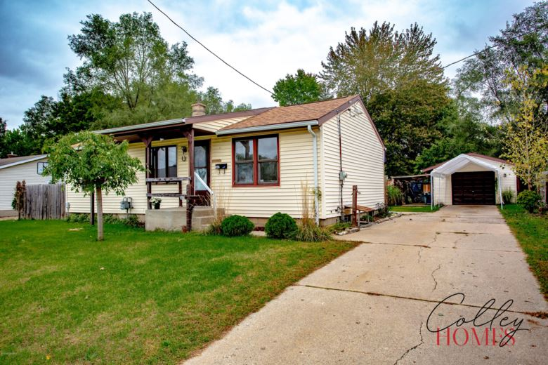 3642 Colby Avenue SW, Wyoming, MI 49509