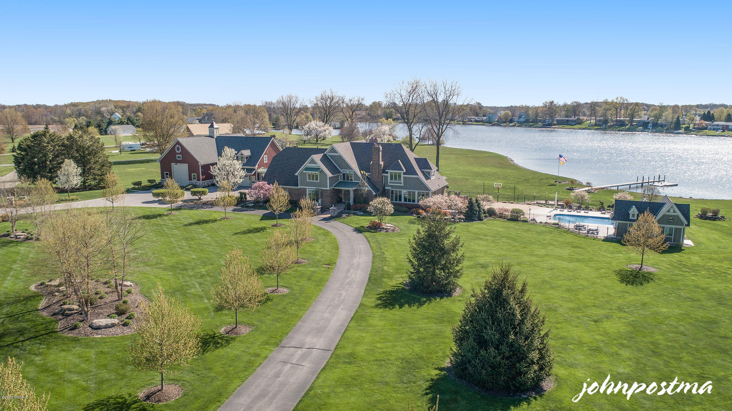 7340 Clearview Drive, Caledonia, MI 49316