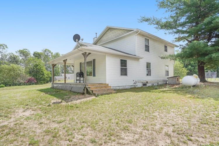 23051 W Waterwheel Road, Pierson, MI 49339