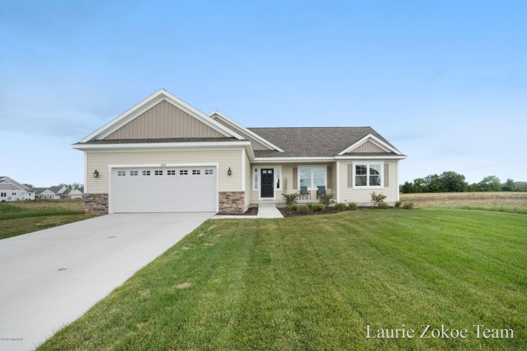 269 Plum Lane, Coopersville, MI 49404