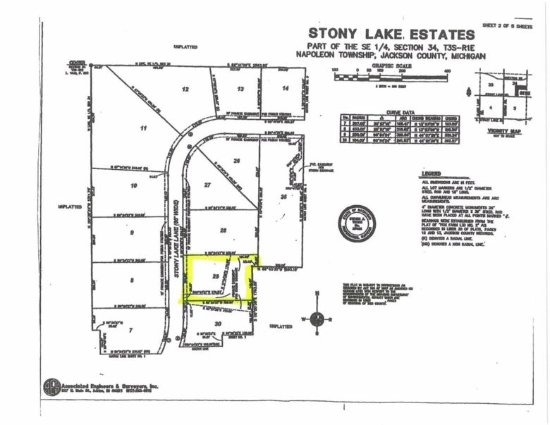 0  Stony Lake Lane, Jackson, MI 49201