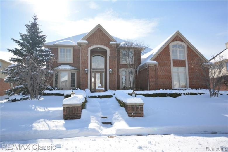 48709 STONERIDGE Drive, Northville, MI 48168