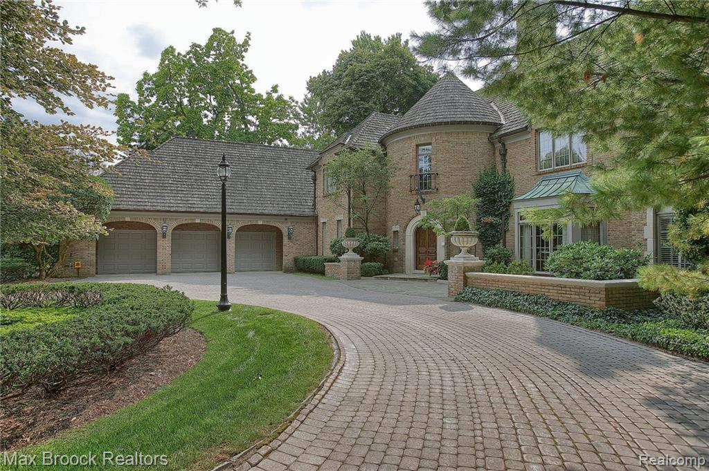 3424 FRANKLIN Road, Bloomfield Hills, MI 48302