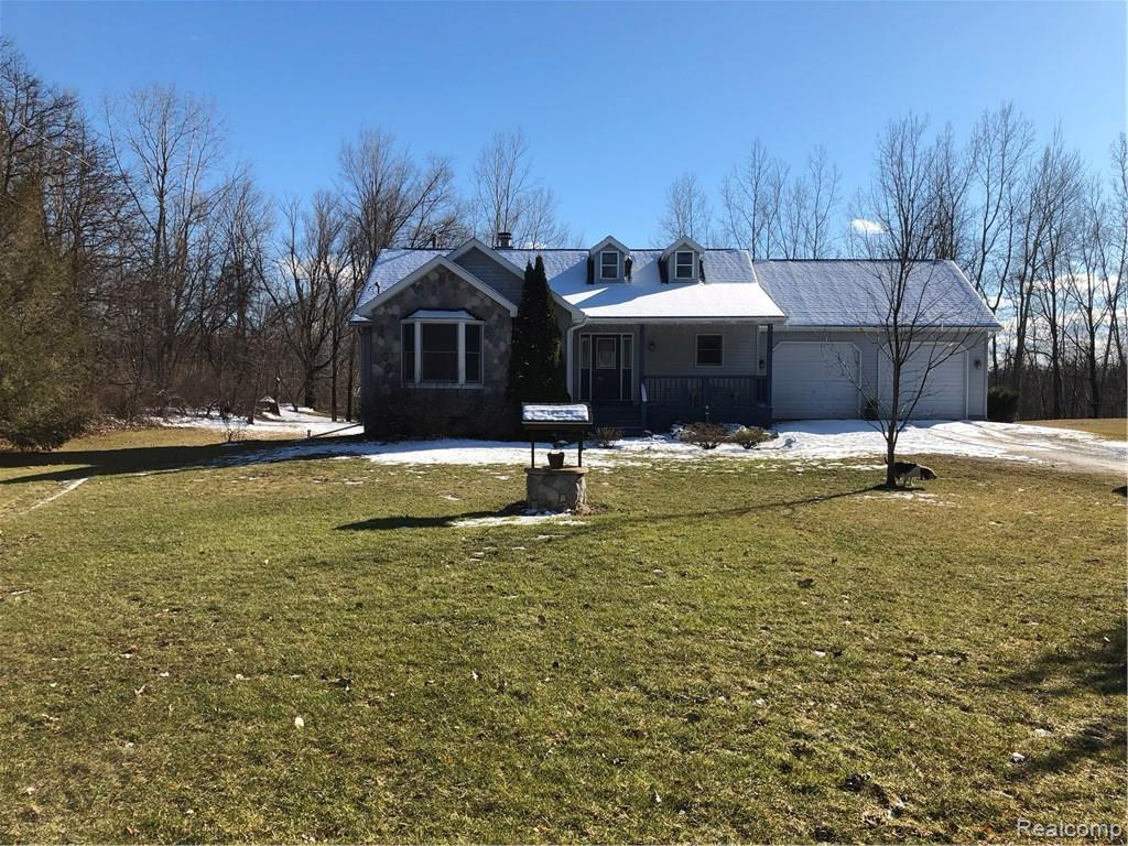 10124 lake road, Otisville, MI 48463