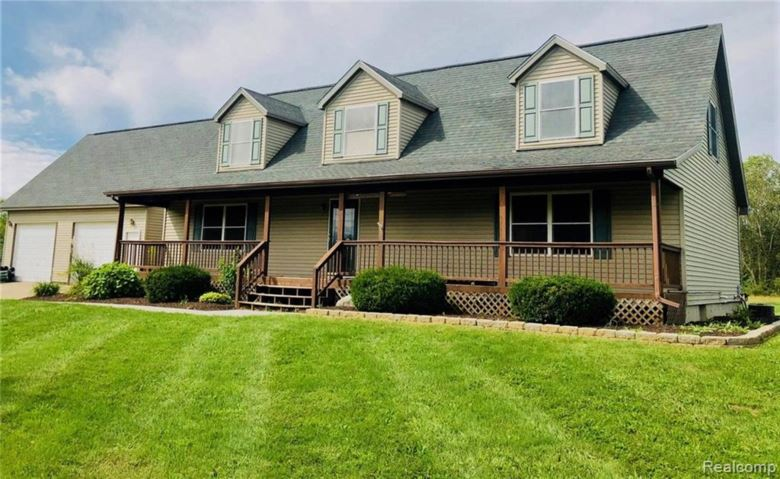 11177 FOWLERVILLE Road, Fowlerville, MI 48836