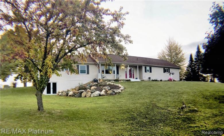 7281 OAK GROVE Road, Howell, MI 48855