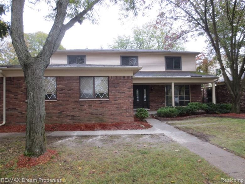 7612 ADMIRALTY Drive, Canton, MI 48187