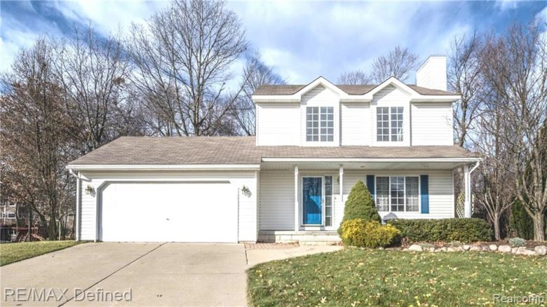 2479 SOMERVILLE Drive, Oxford, MI 48371