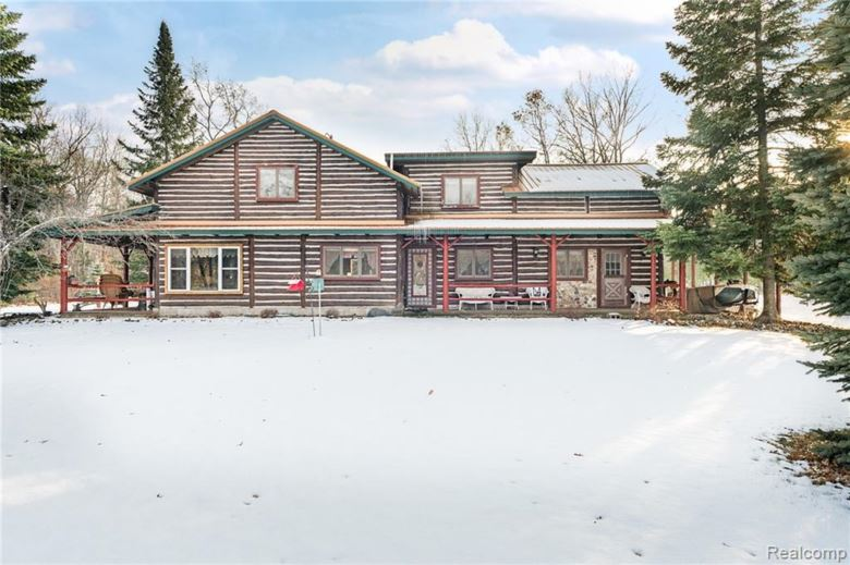 8024 Artesia Beach Road, Saint Helen, MI 48656