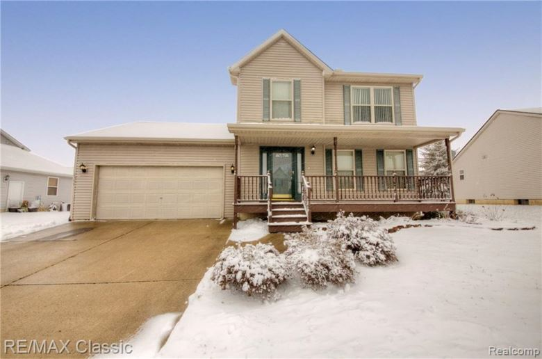 2366 CHESTNUT Bend, Howell, MI 48855
