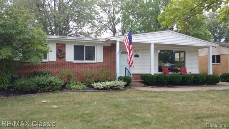 4019 SPRINGER Avenue, Royal Oak, MI 48073