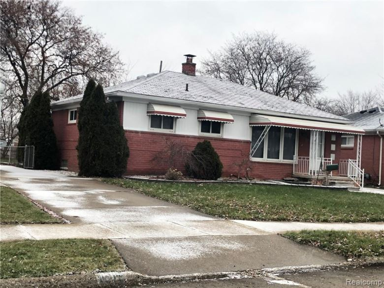 1606 MAYFLOWER Avenue, Lincoln Park, MI 48146