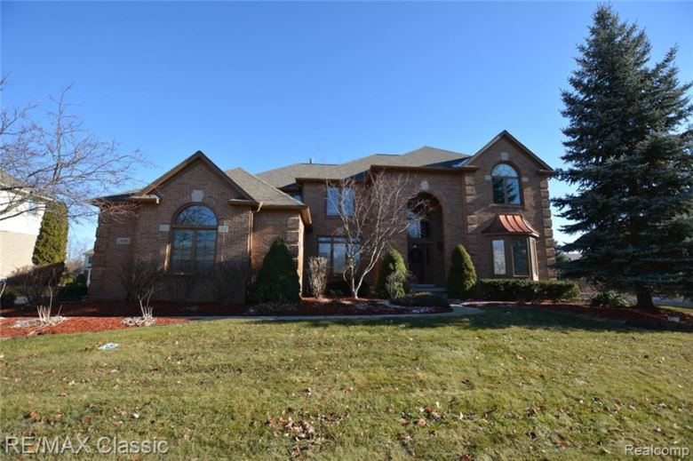 24080 WINDRIDGE Lane, Novi, MI 48374
