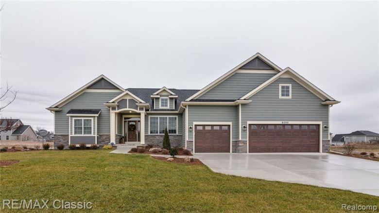 6090 N SLEEPY HOLLOW Lane, East Lansing, MI 48823