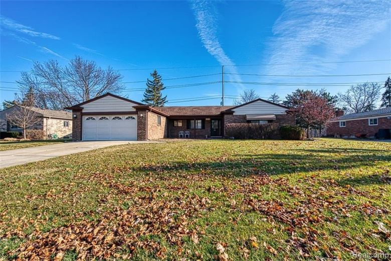 4638 Bonniebrook Lane, Troy, MI 48098