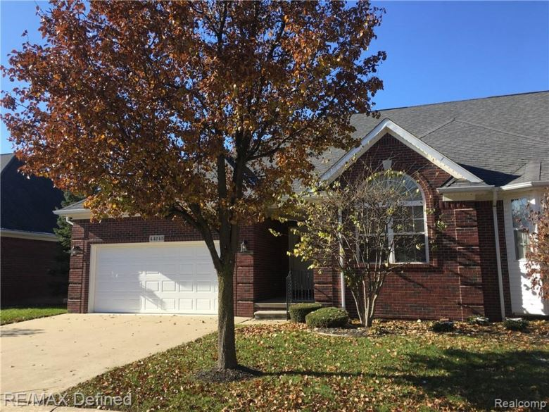 44243 CONSTELLATION Drive, Sterling Heights, MI 48314