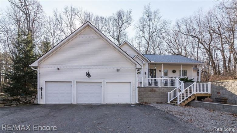 3539 CLYDE Road, Holly, MI 48442