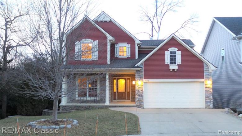 234 TURNBERRY Court, Milford, MI 48381
