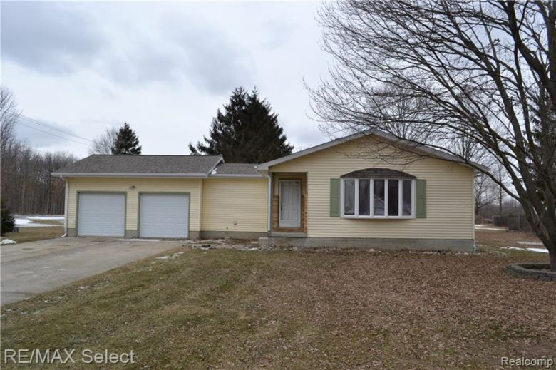 9968 MARSHALL Road, Birch Run, MI 48415