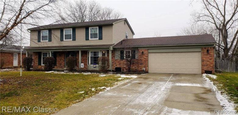 25872 Beecham Road, Farmington Hills, MI 48336