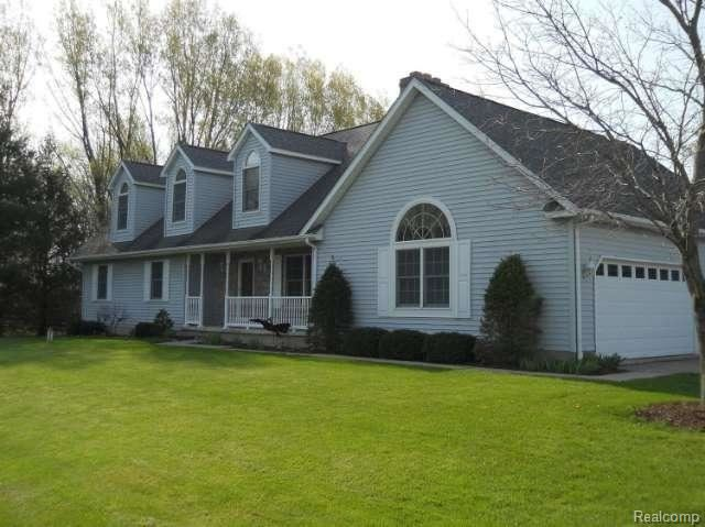 10506 HILL Road E, Goodrich, MI 48438