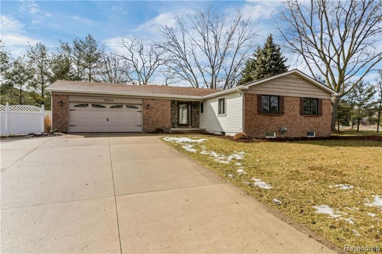 3683 TAGGETT LAKE Drive, Highland, MI 48357