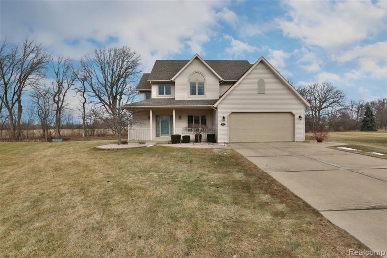 4095 West Wind Circle, Newport, MI 48166