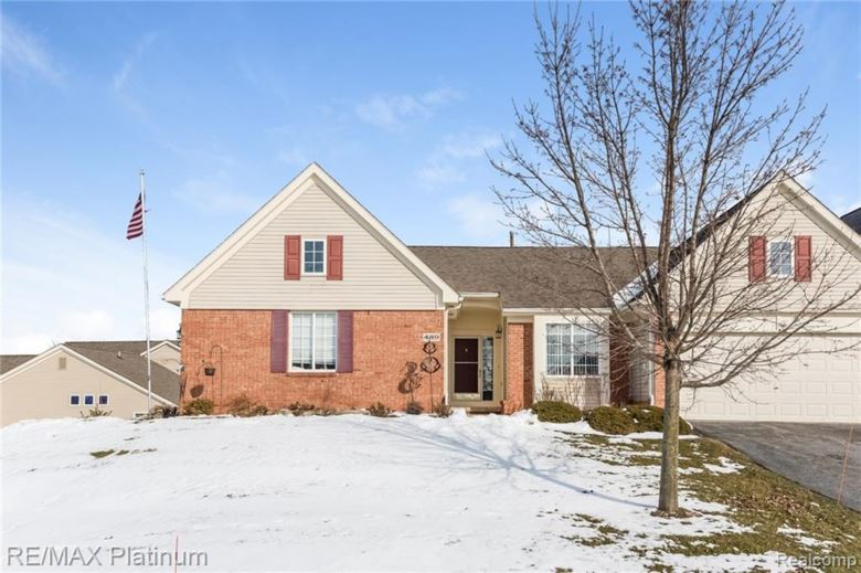 489 Lilly View Court, Howell, MI 48843