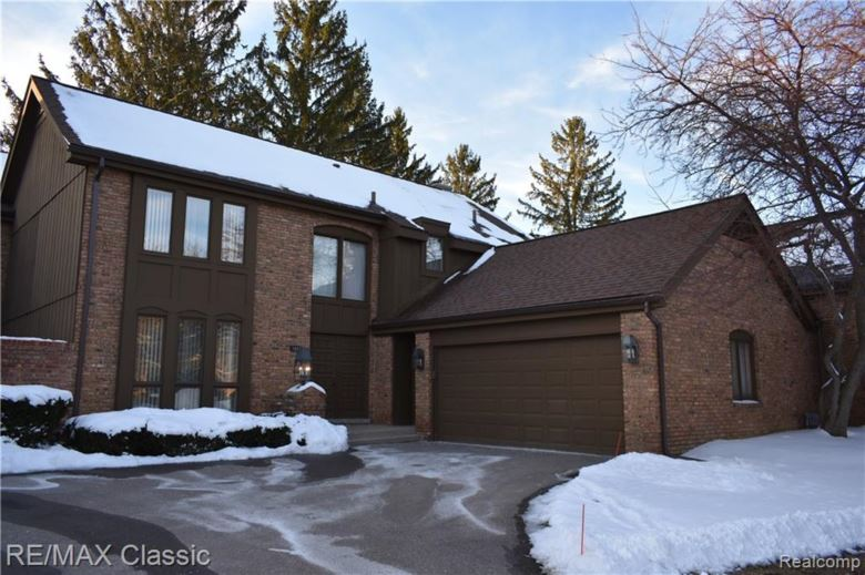 1885 CHIPPING Way, Bloomfield Hills, MI 48302