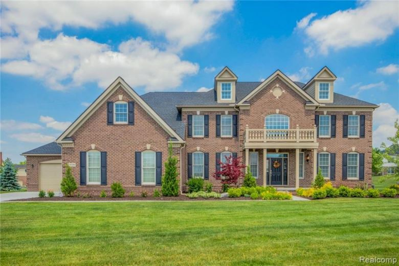 50700 BRIAR RIDGE Lane, Northville, MI 48168
