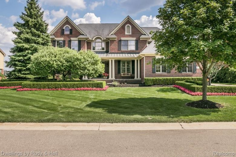 44325 CYPRESS POINT Drive, Northville, MI 48168
