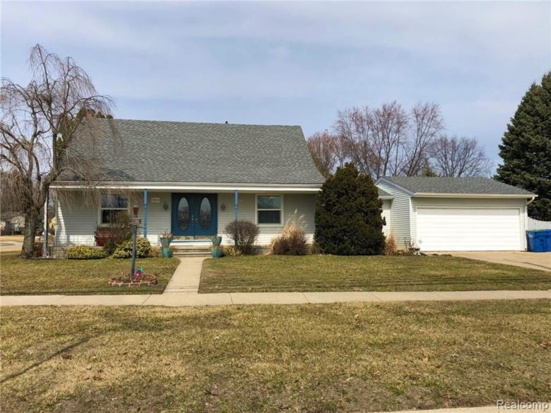 3201 MARTIN Road, Warren, MI 48092