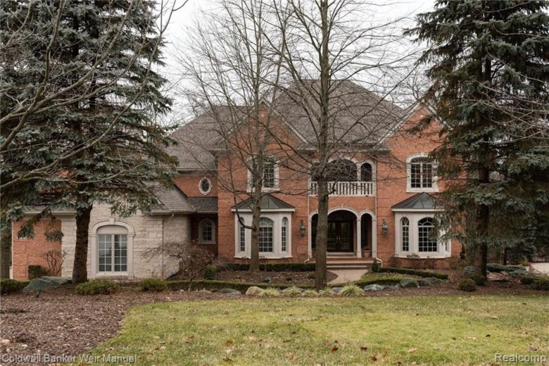 5604 KIRKRIDGE Trail, Oakland Twp, MI 48306