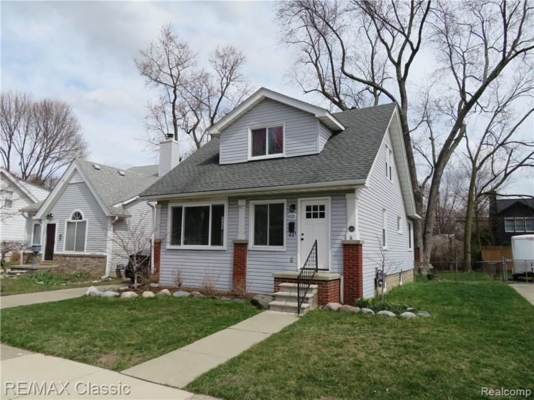 1520 MAXWELL Avenue, Royal Oak, MI 48067