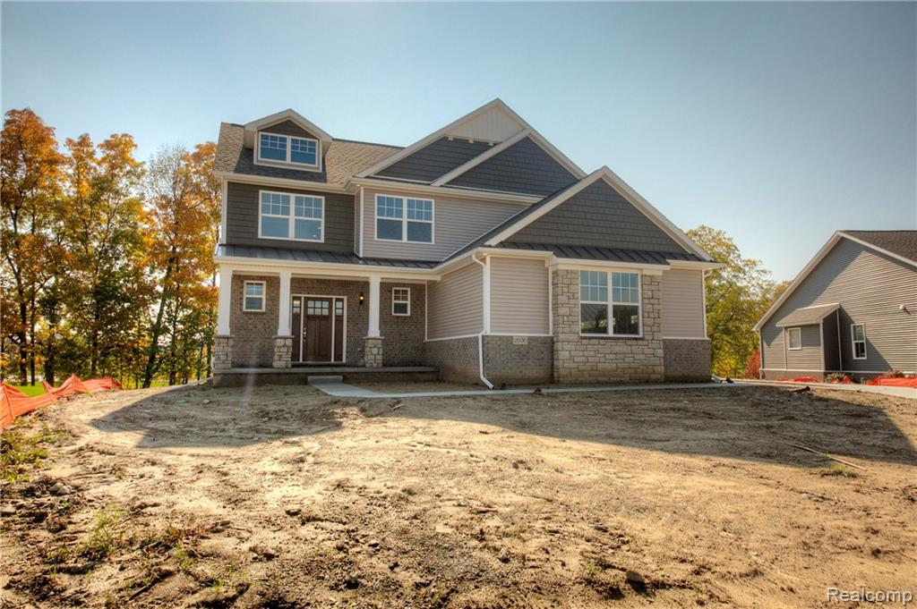 TBD Cypress Point (Home-site 32), Howell, MI 48855