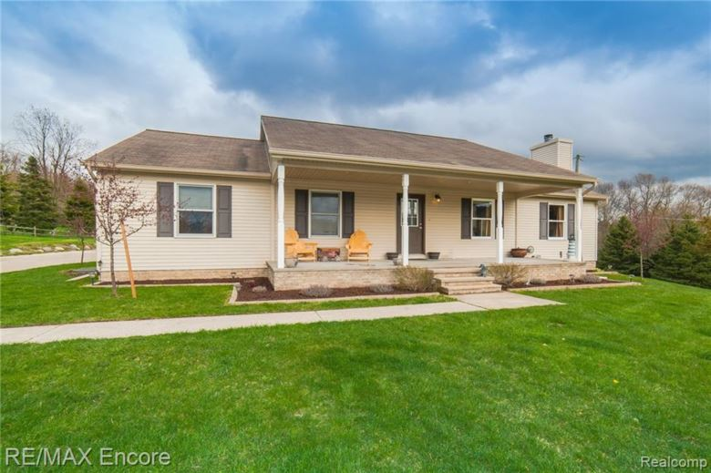 5740 Ormond Road, Davisburg, MI 48350