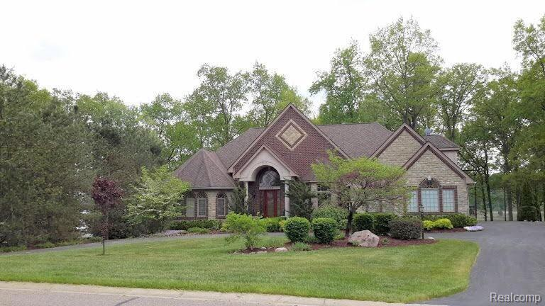 3489 LAKEWOOD SHORES Drive, Howell, MI 48843