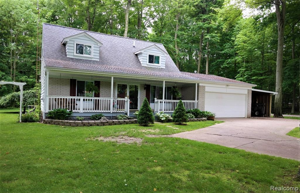 6302 E FRANCES Road, Mount Morris, MI 48458