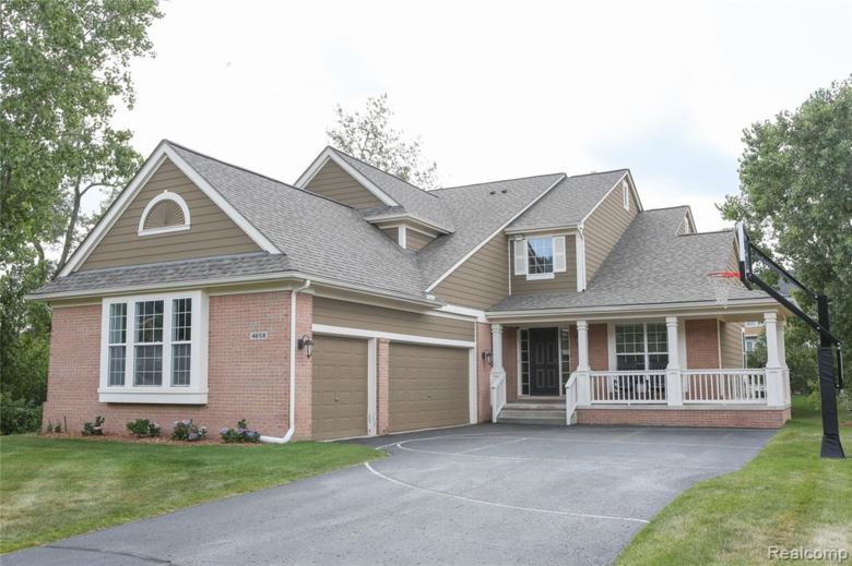 4658 WALNUT GLEN Court, West Bloomfield, MI 48323