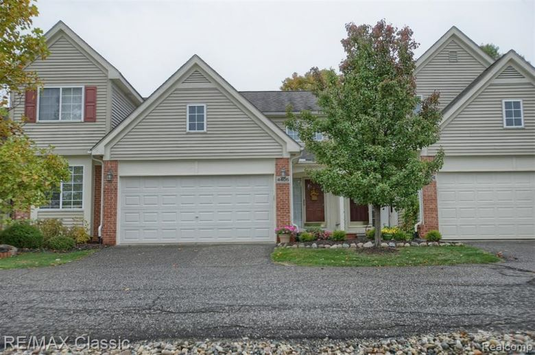 4406 WILLOW VIEW Court, Howell, MI 48843
