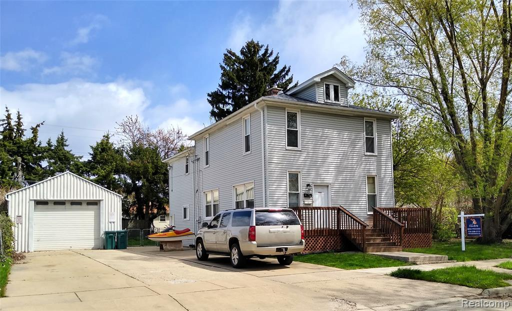 1528 PAGEL Avenue, Lincoln Park, MI 48146