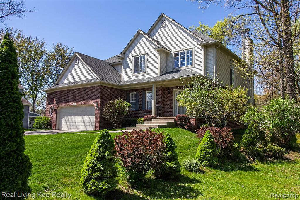 414 N SHORE Drive, Lake Orion, MI 48362