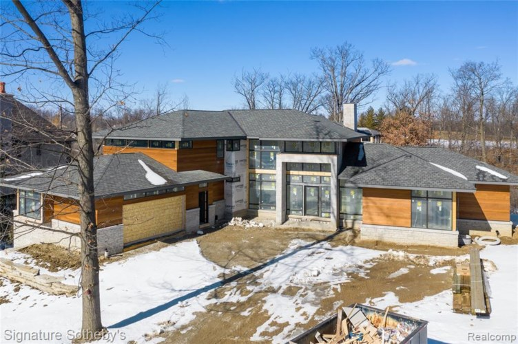 2718 TURTLE LAKE Drive, Bloomfield Hills, MI 48302