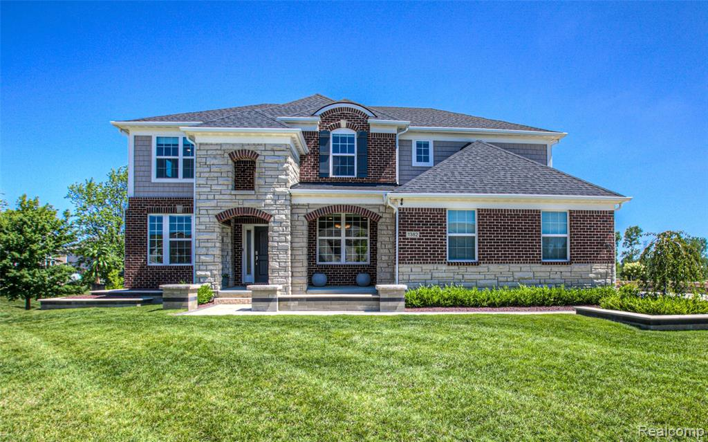 1382 GOLDENEYE Lane, Lake Orion, MI 48360
